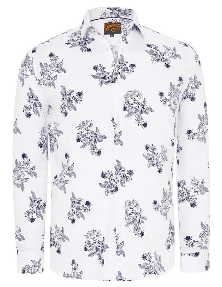 Ruben Floral Stretch Shirt image 6