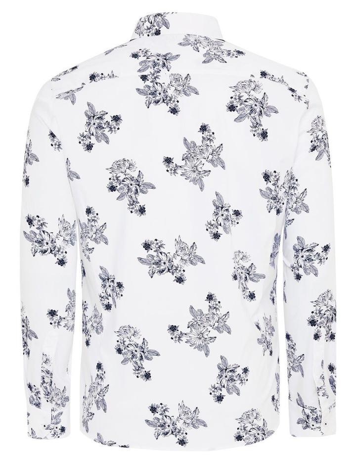 Ruben Floral Stretch Shirt image 7