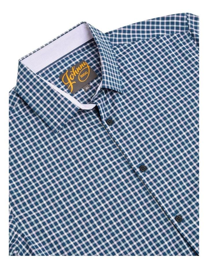 Preston Check Stretch Shirt image 5