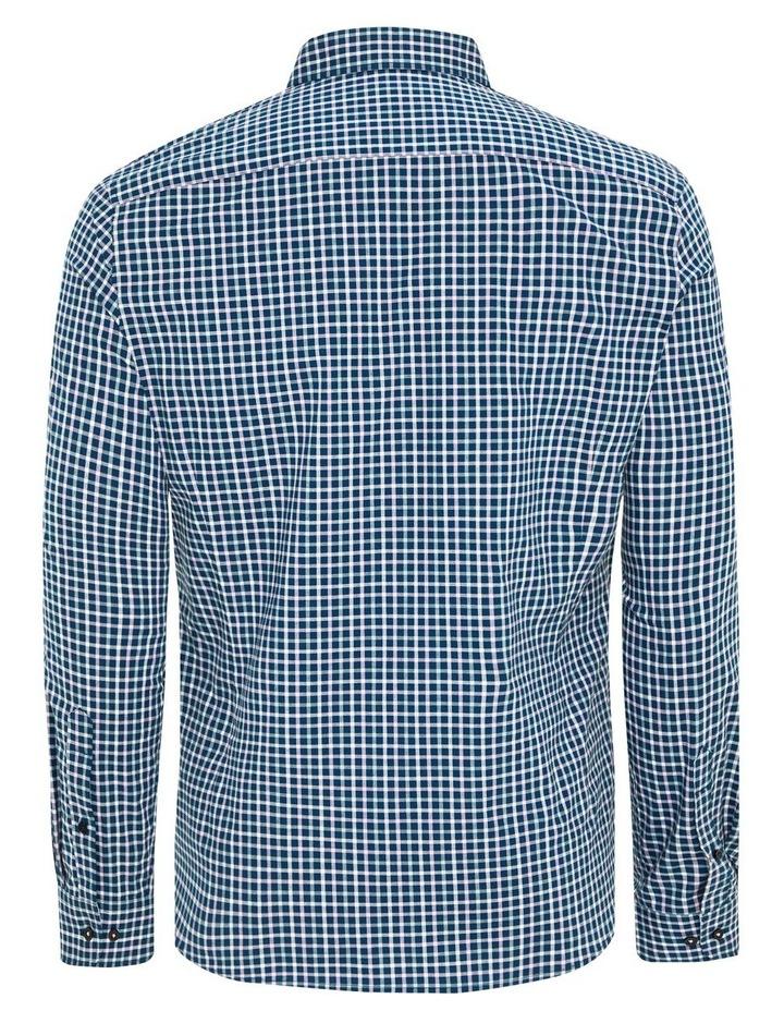 Preston Check Stretch Shirt image 7