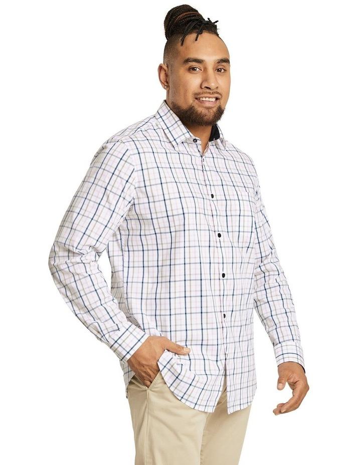 Cyrus Check Stretch Shirt image 2
