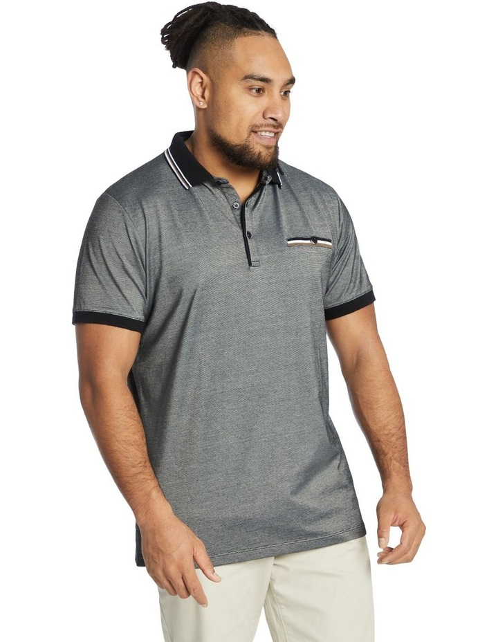 Dale Tipped Polo image 2