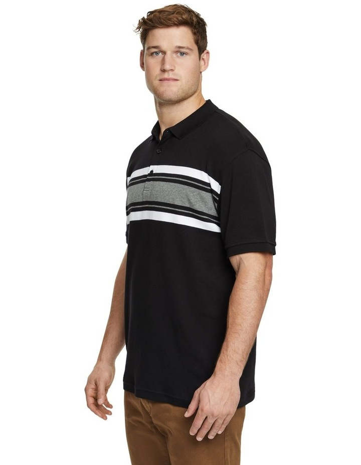 Corby Self Stripe Polo image 2