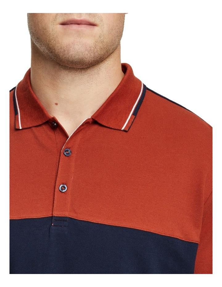 Dover Colourblock Polo image 3