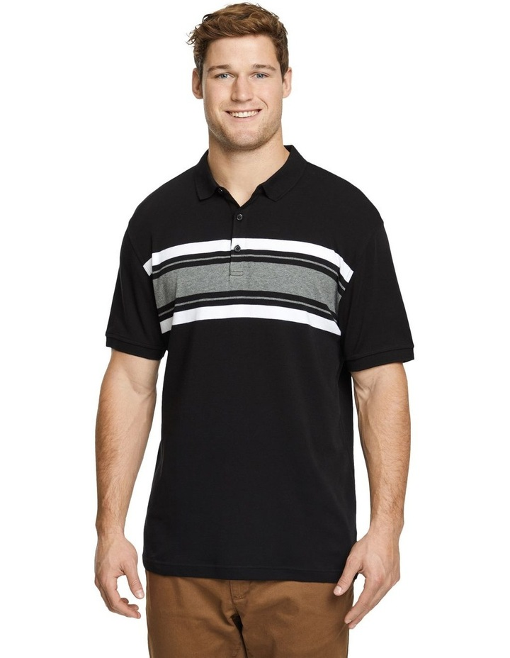 Reeves Engineered Stripe Polo image 1
