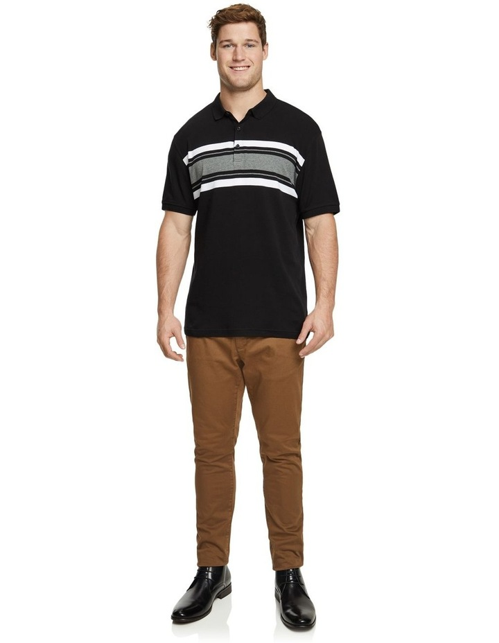 Reeves Engineered Stripe Polo image 3