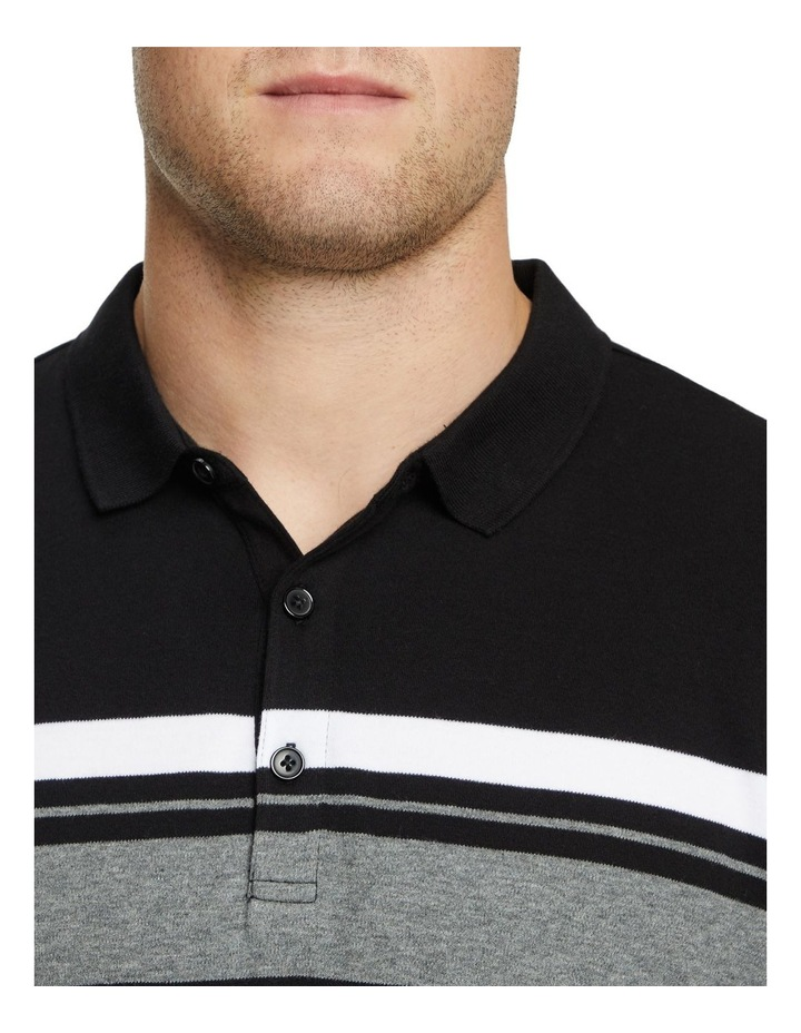 Reeves Engineered Stripe Polo image 4