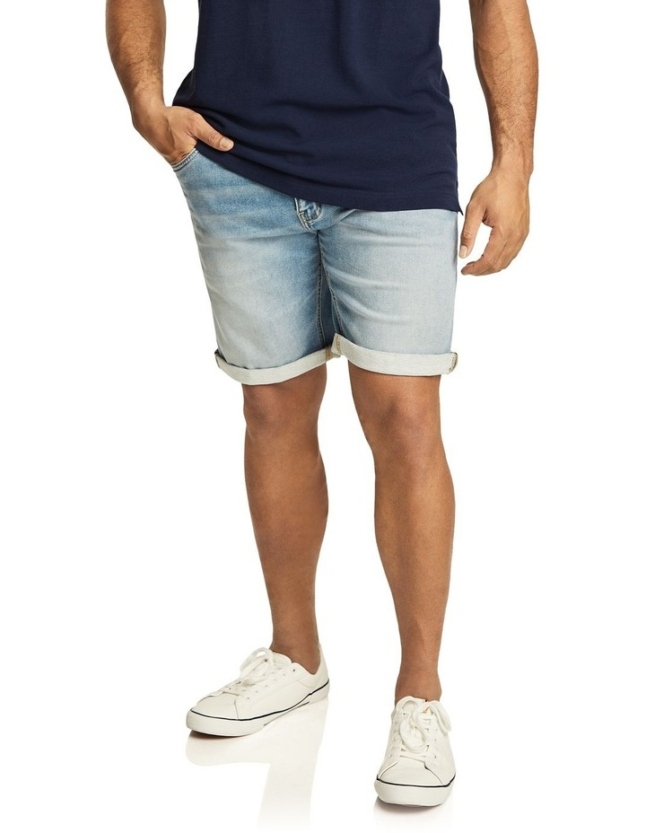 Ray Knit Denim Short image 1