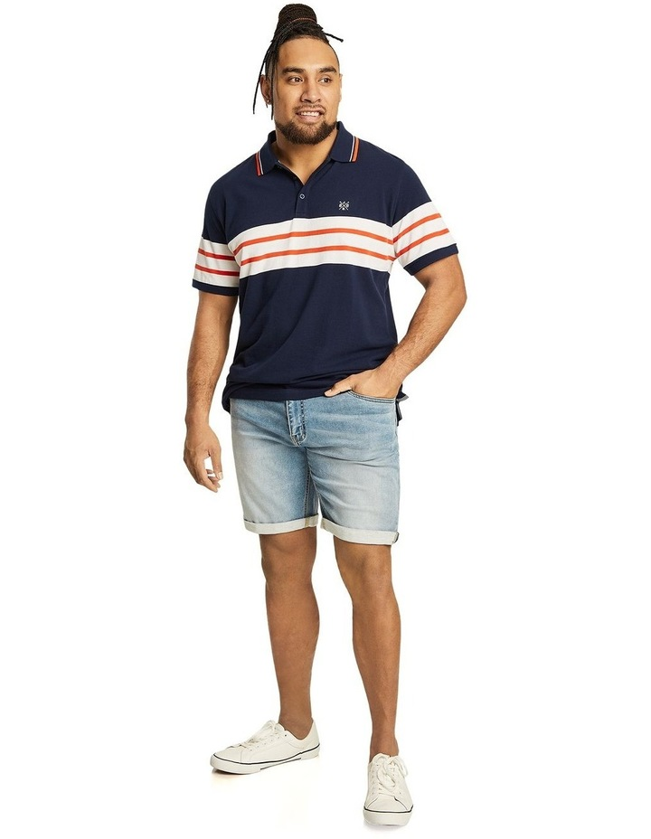 Ray Knit Denim Short image 4