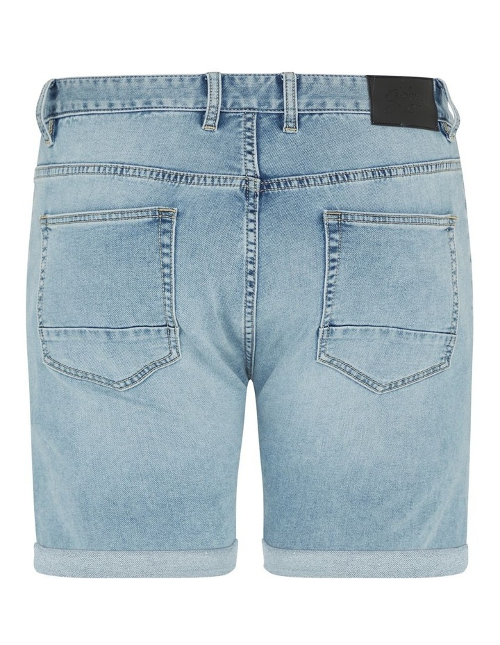 Ray Knit Denim Short image 6