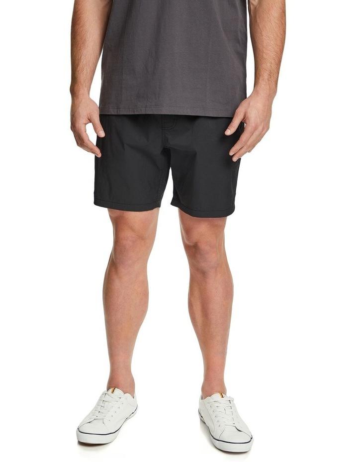 Plain Stretch Swim Shorts image 1