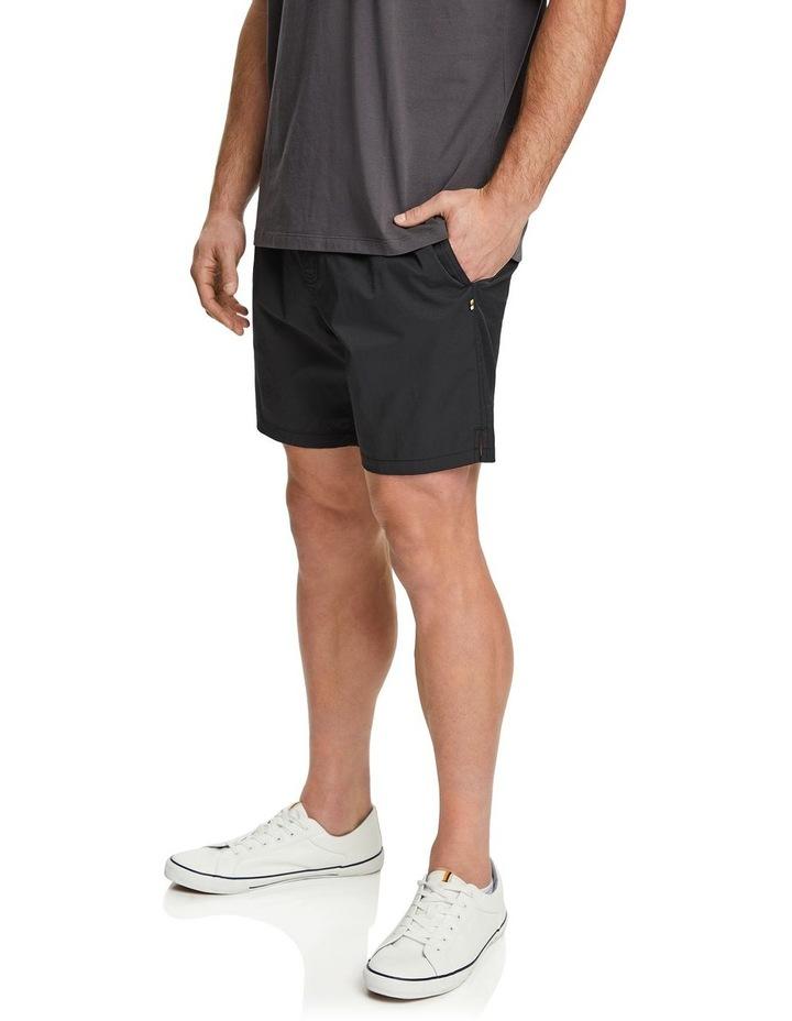 Plain Stretch Swim Shorts image 2