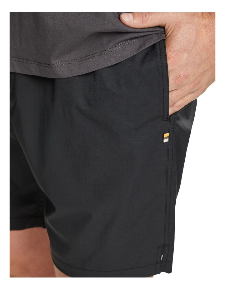 Plain Stretch Swim Shorts image 3