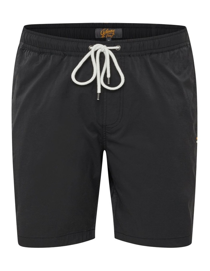 Plain Stretch Swim Shorts image 5