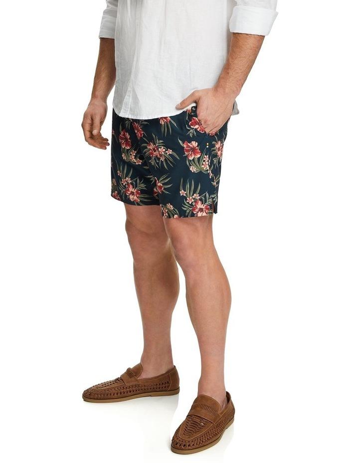Floral Stretch Swim Shorts image 2