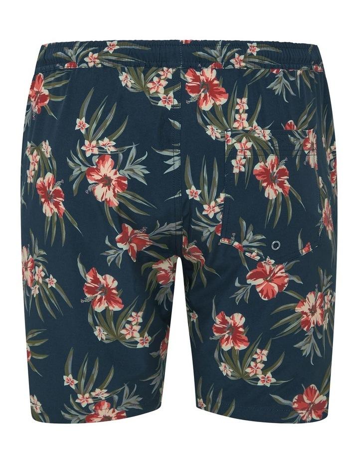 Floral Stretch Swim Shorts image 6