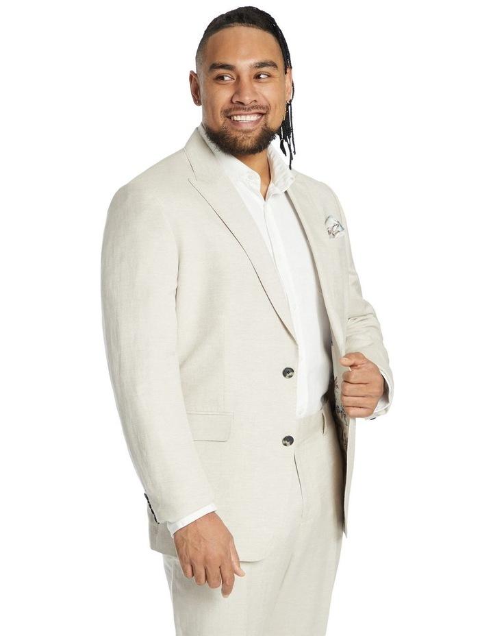 Cruz Linen 2 Button Suit Jacket image 2