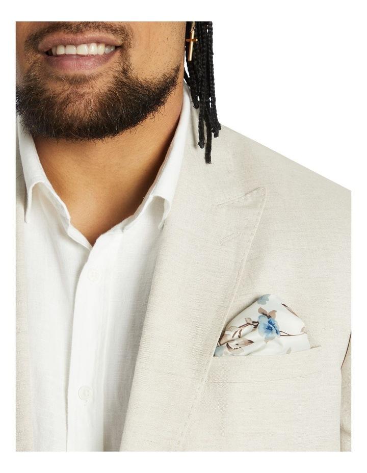 Cruz Linen 2 Button Suit Jacket image 3
