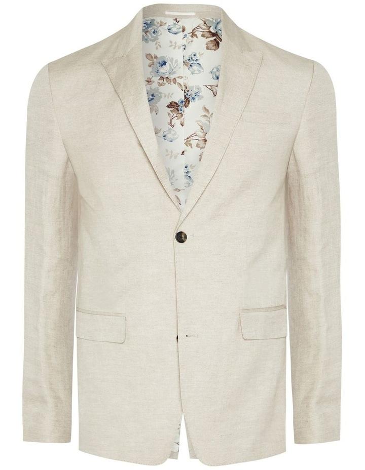 Cruz Linen 2 Button Suit Jacket image 6