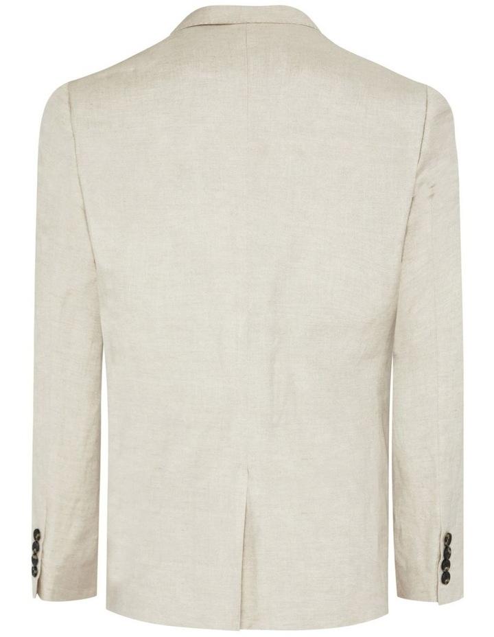 Cruz Linen 2 Button Suit Jacket image 7