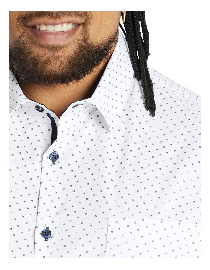 Archie Stretch Print Shirt image 3