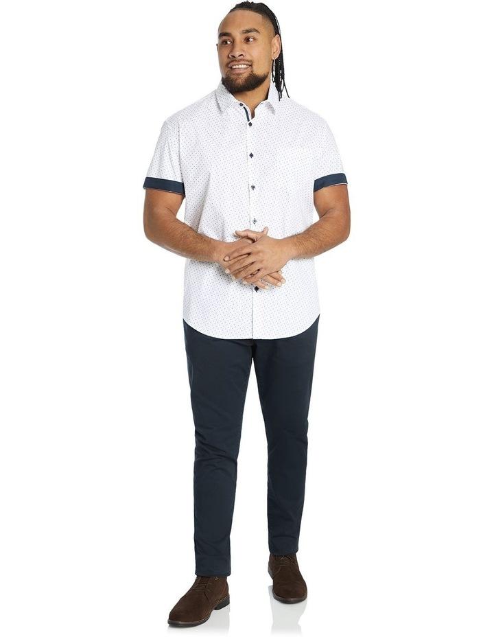 Archie Stretch Print Shirt image 4