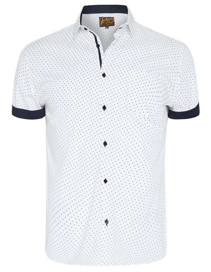 Archie Stretch Print Shirt image 5