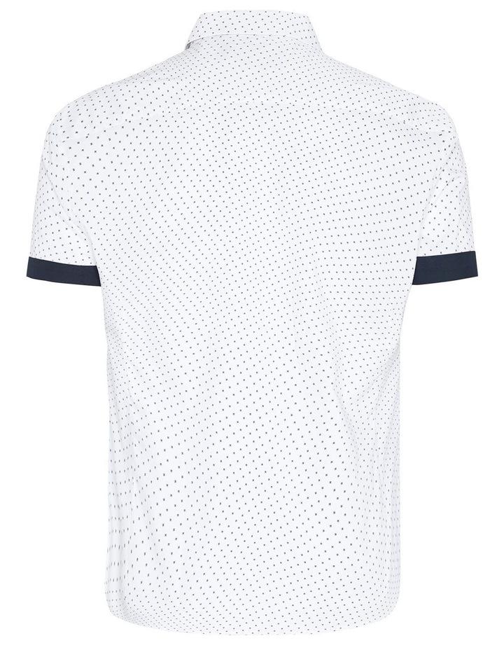 Archie Stretch Print Shirt image 6
