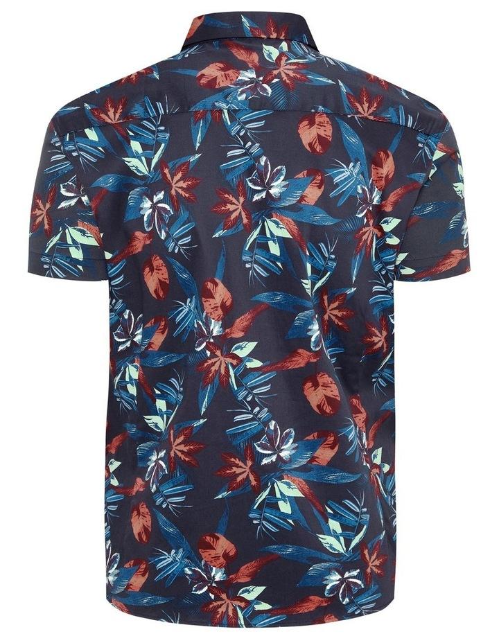 Kingsley Print Stretch Shirt image 6
