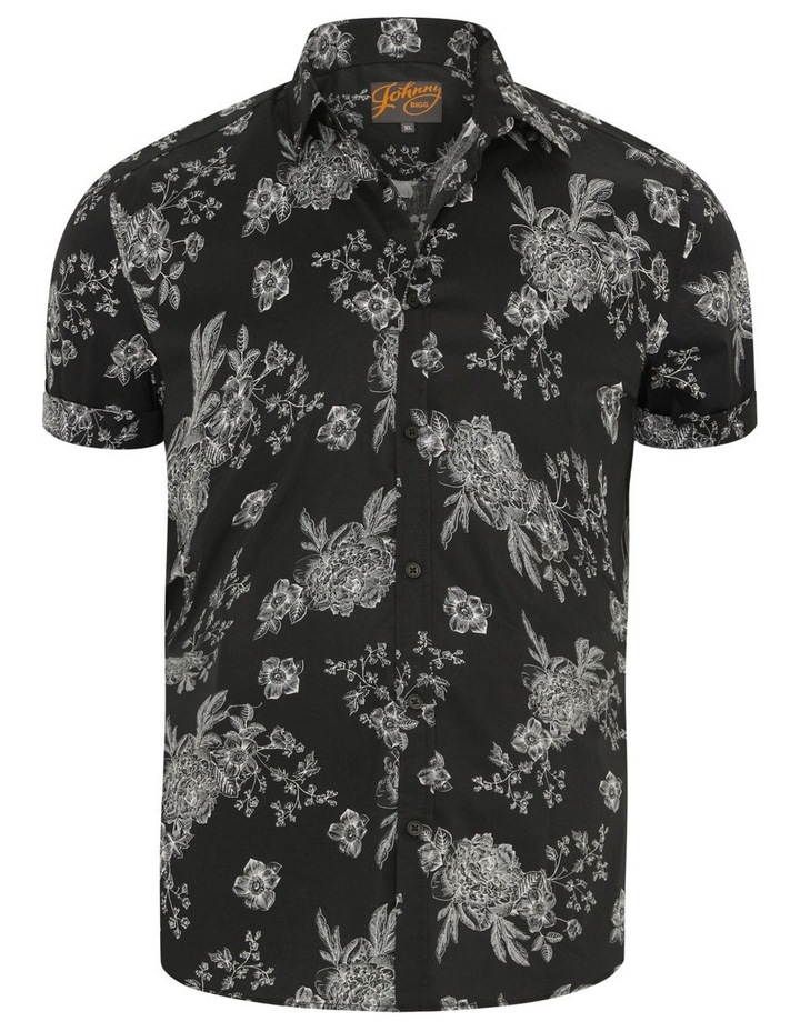 Cebu Print Stretch Shirt image 5