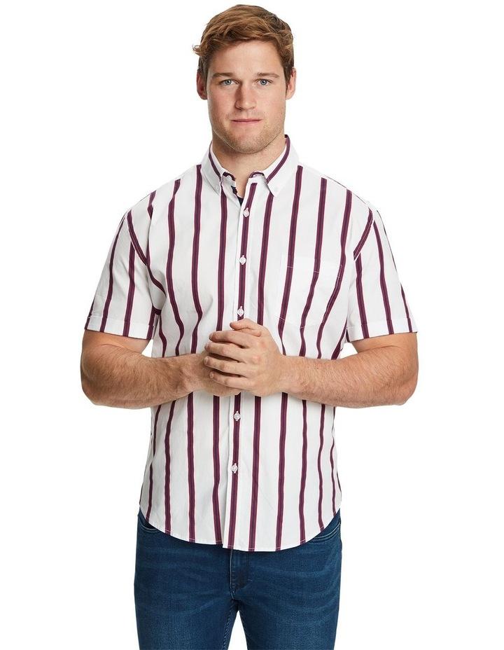 Kendrick Stretch Stripe Shirt image 1