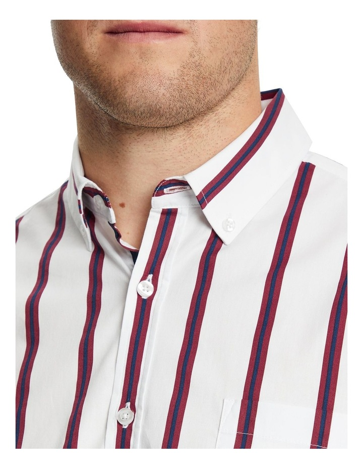 Kendrick Stretch Stripe Shirt image 3