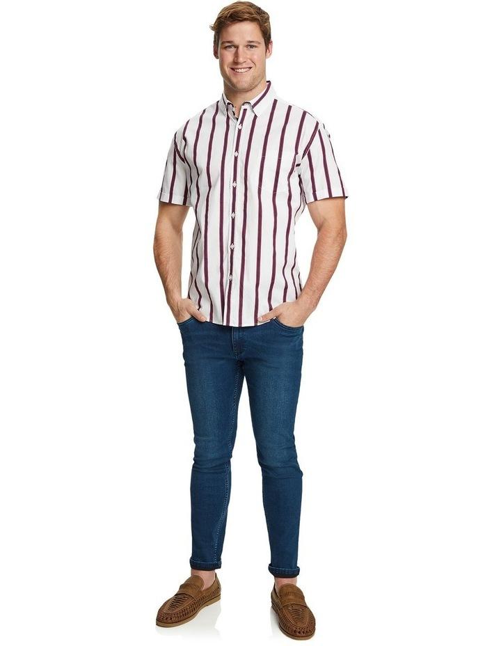 Kendrick Stretch Stripe Shirt image 4