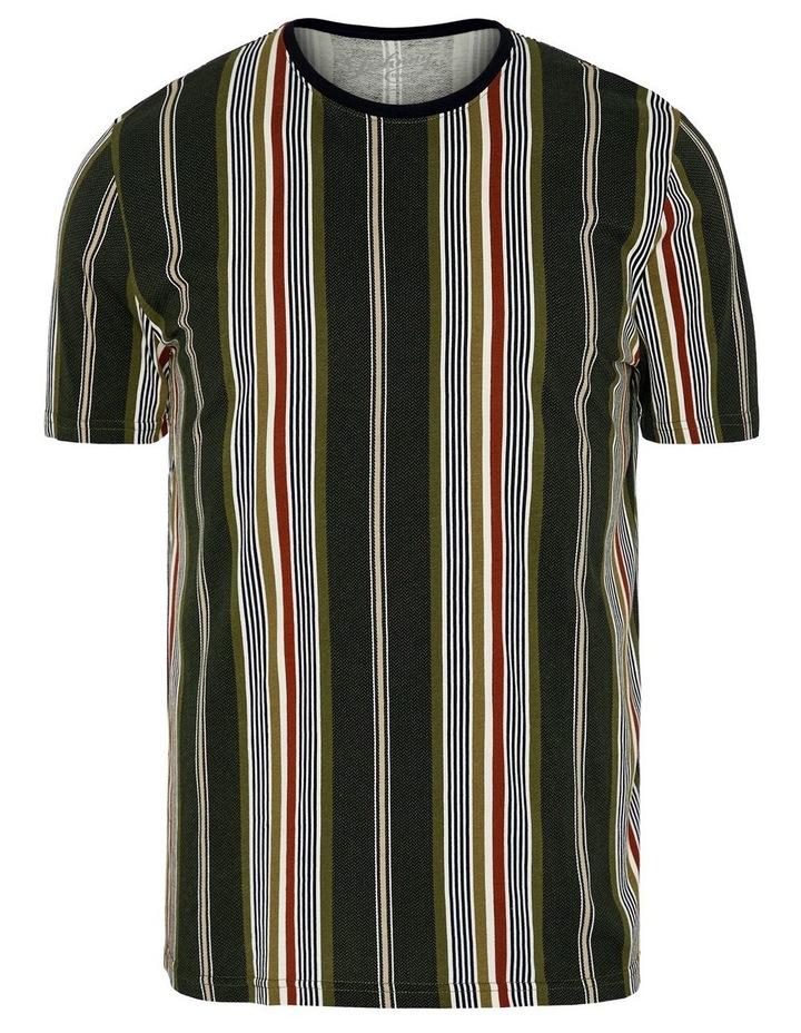 Denton Stripe Longline Tee image 5