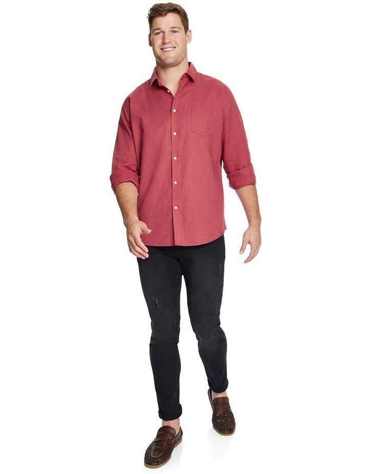 Anders Linen Blend Shirt image 4