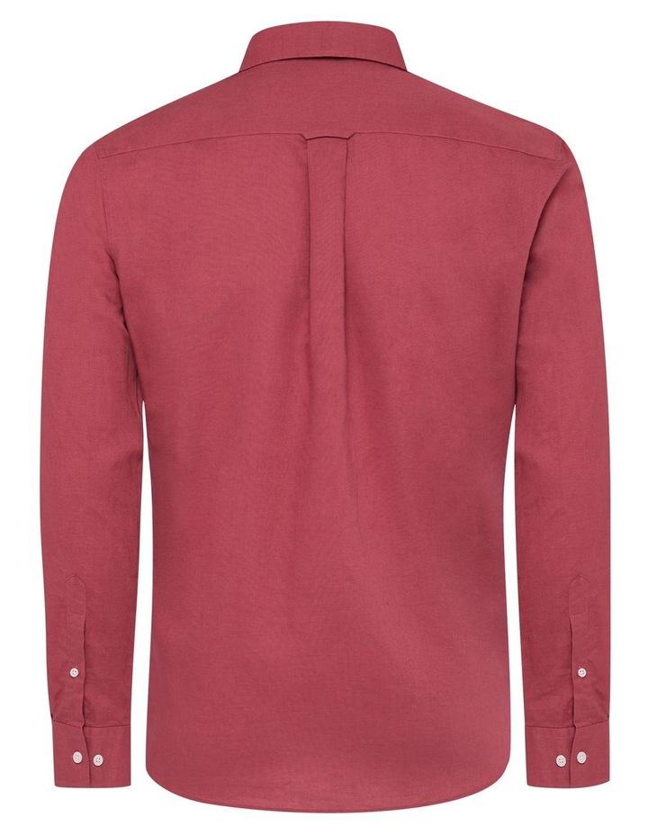 Anders Linen Blend Shirt image 7