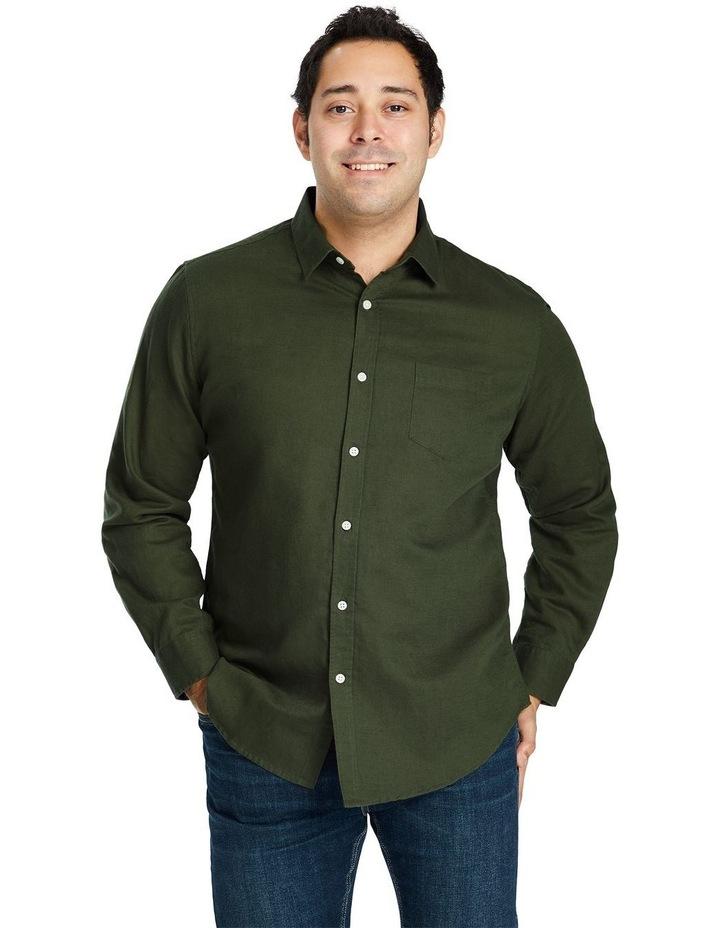 Anders Linen Blend Shirt image 1