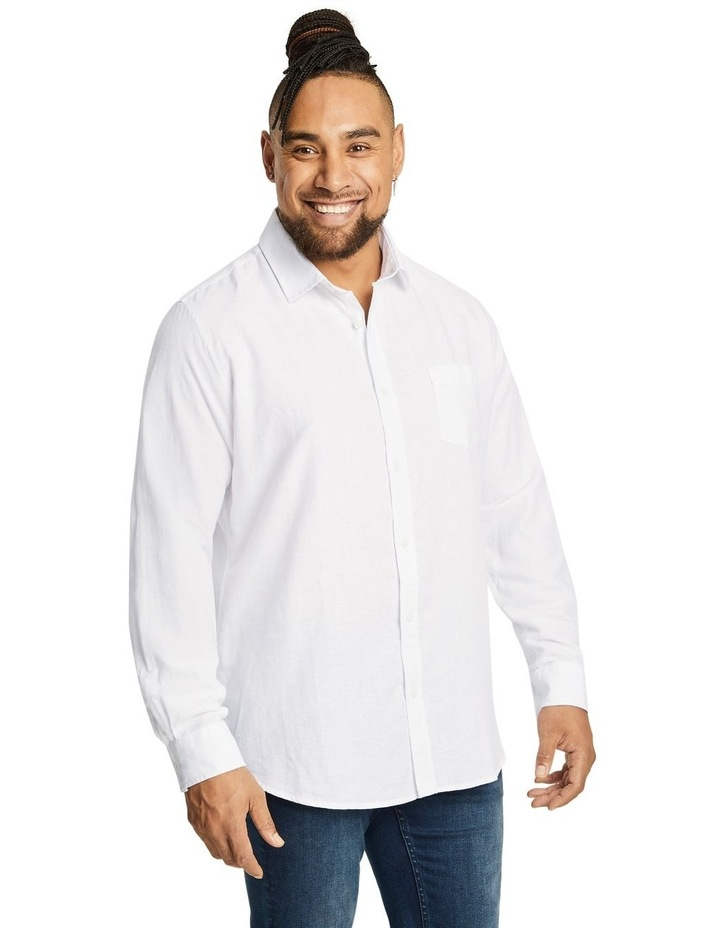 Anders Linen Blend Shirt image 2