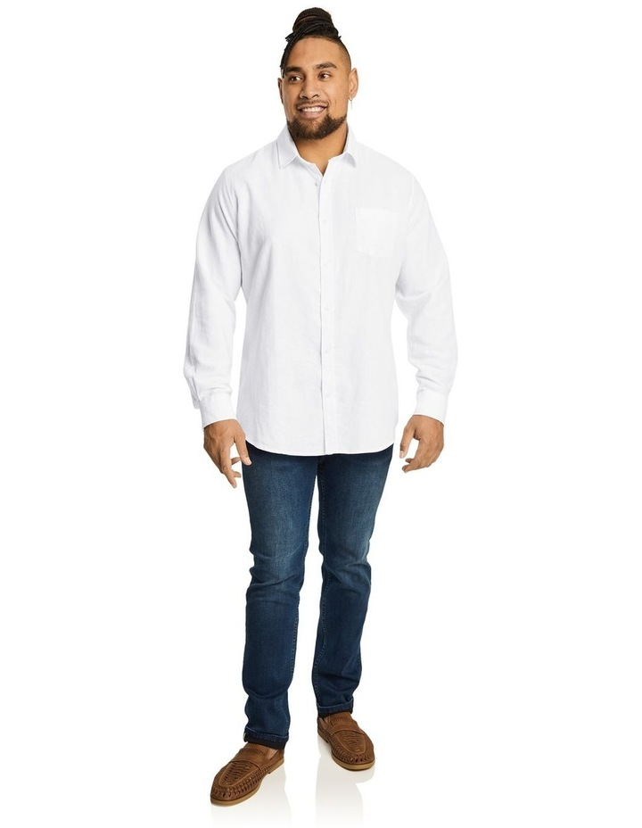 Anders Linen Blend Shirt image 3