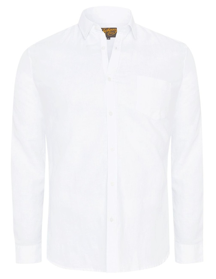 Anders Linen Blend Shirt image 5