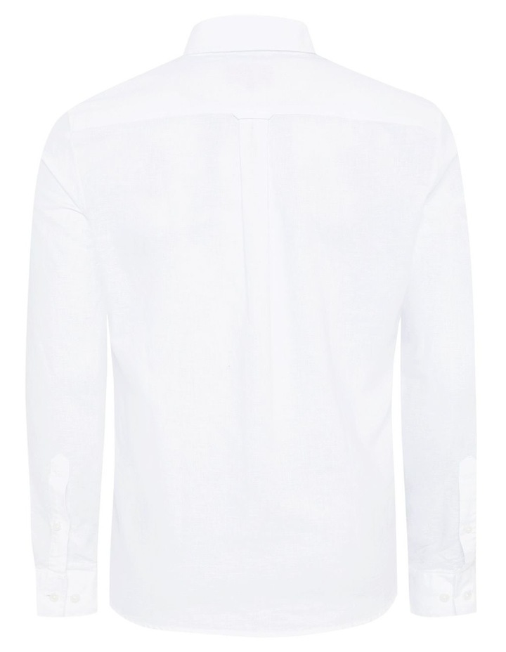Anders Linen Blend Shirt image 6