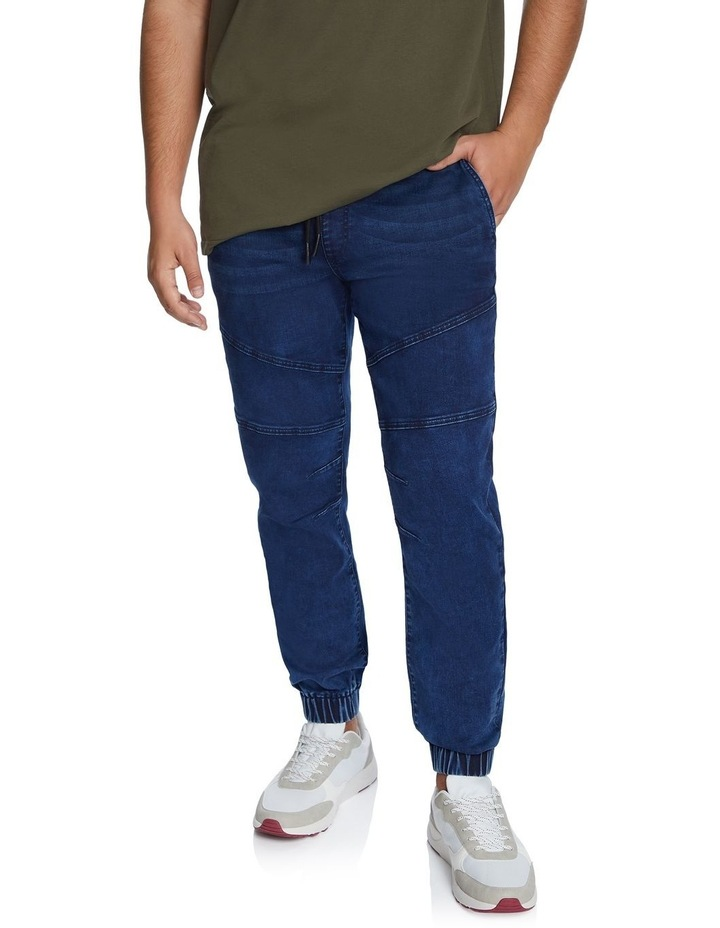 Colt Knitted Panel Jogger Jean image 1