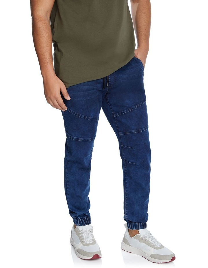 Colt Knitted Panel Jogger Jean image 2