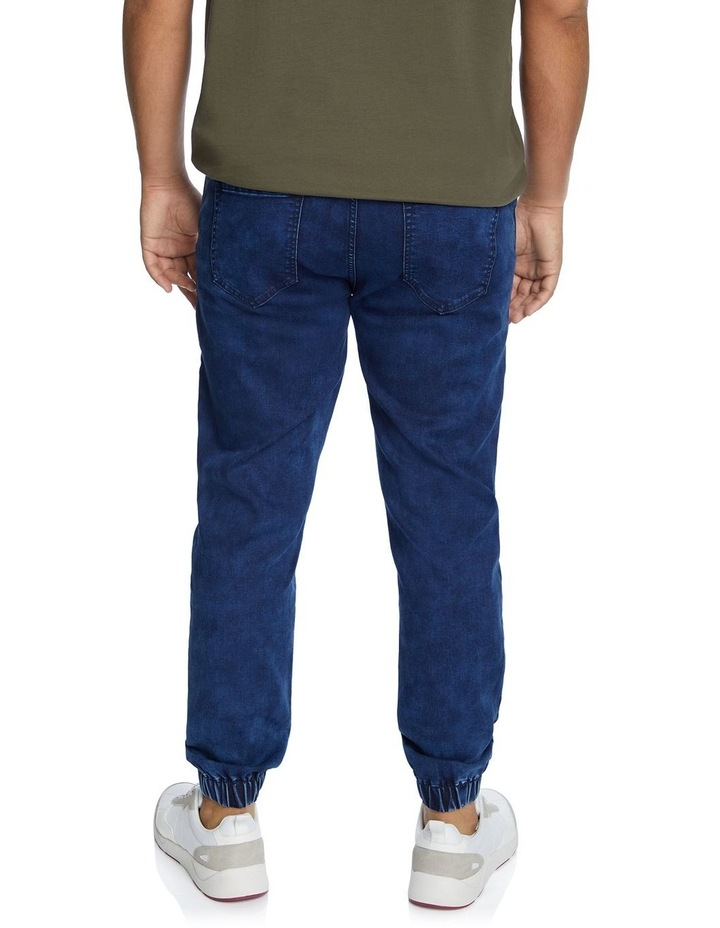 Colt Knitted Panel Jogger Jean image 3
