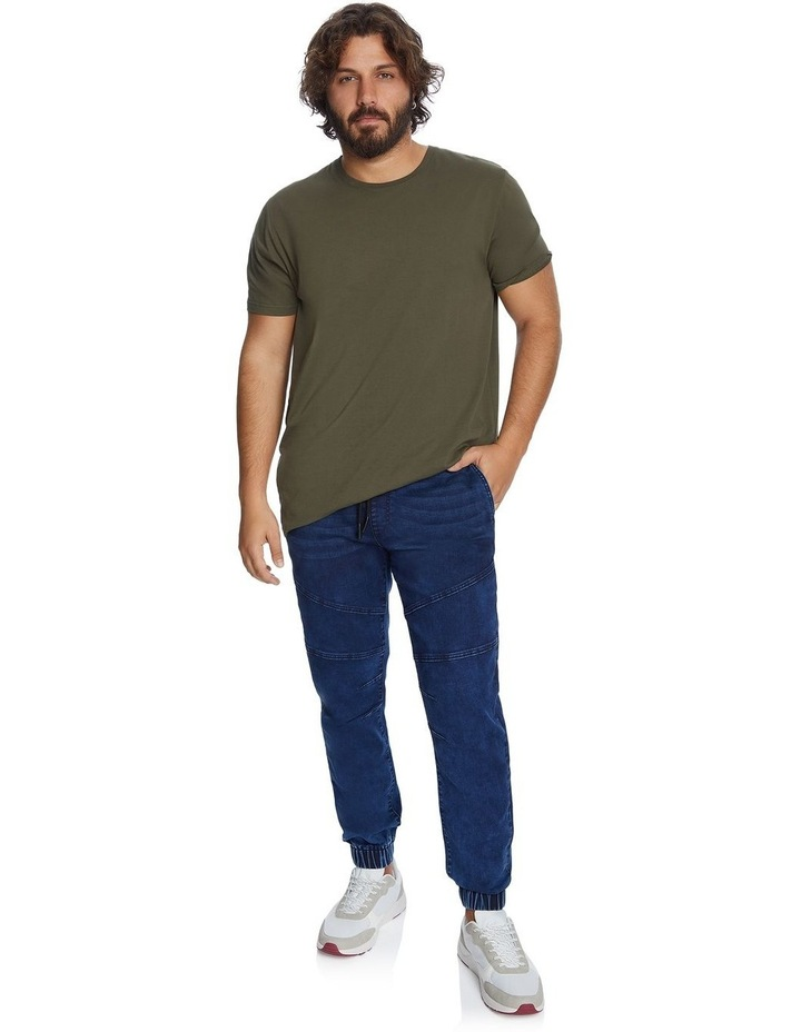 Colt Knitted Panel Jogger Jean image 5