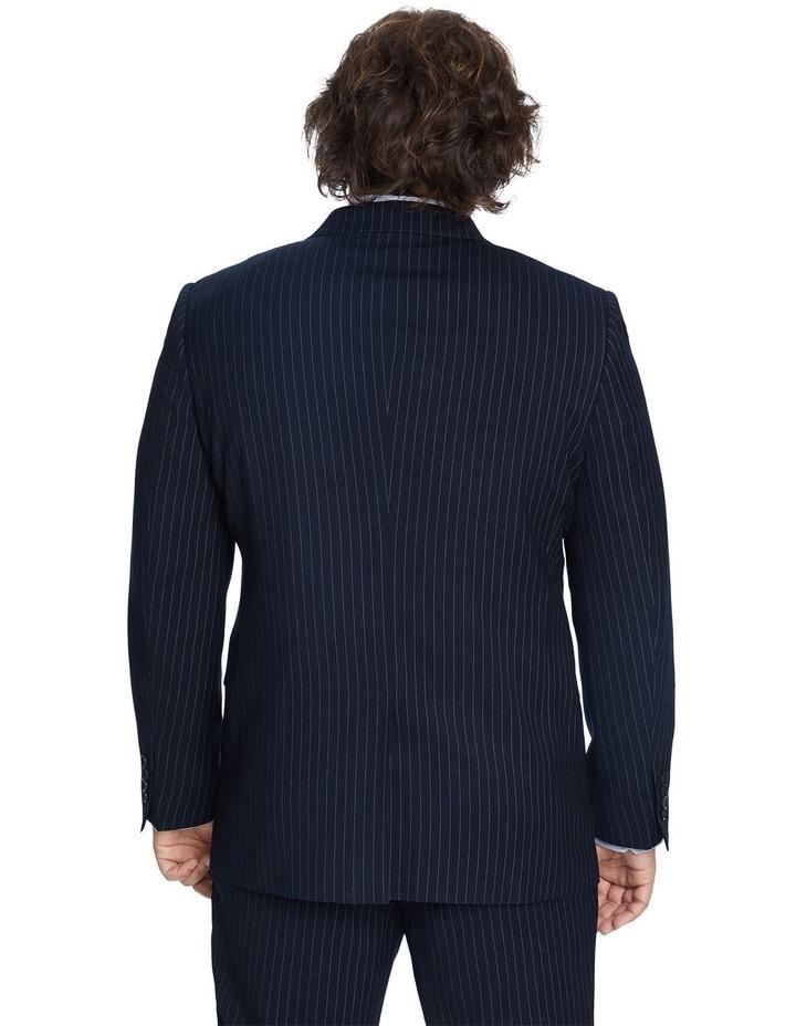 Henry Pinstripe Stretch Suit Jacket image 3