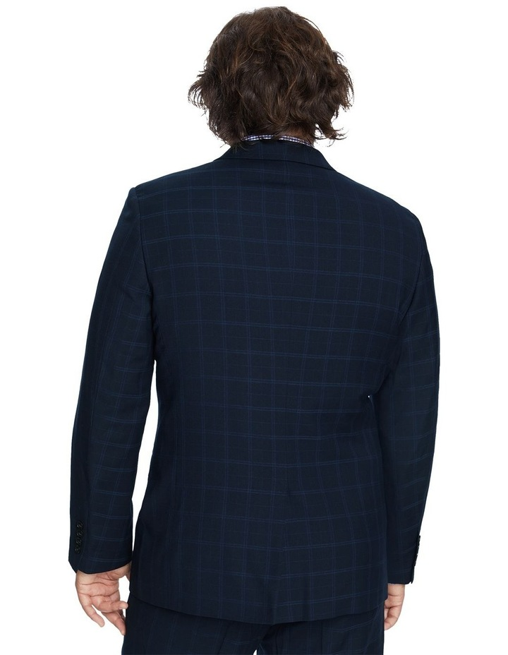 Brooks Check Stretch Suit Jacket image 3