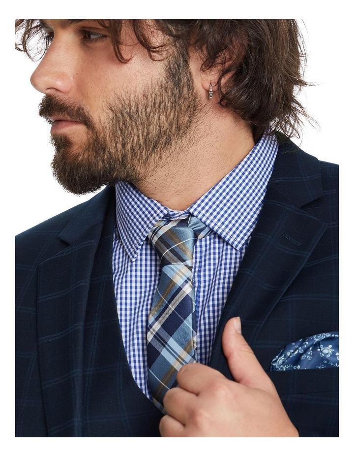 Brooks Check Stretch Suit Jacket image 6