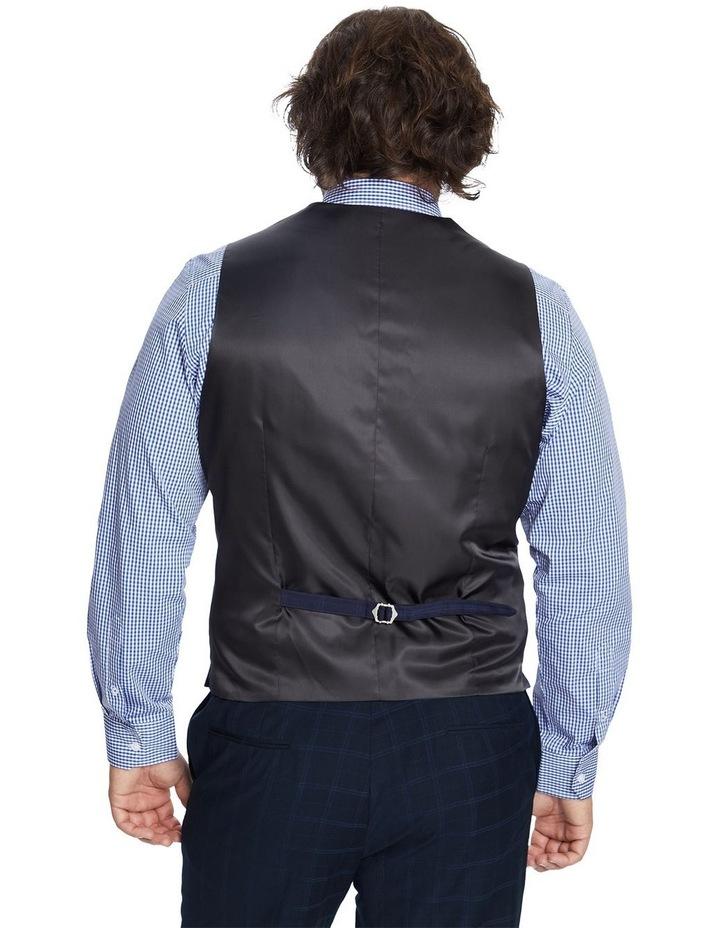 Brooks Check Stretch Waistcoat image 3