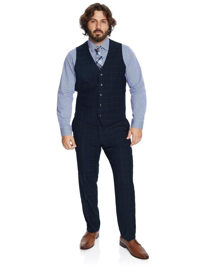 Brooks Check Stretch Waistcoat image 4